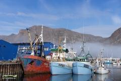 Hafen der Fischerei.