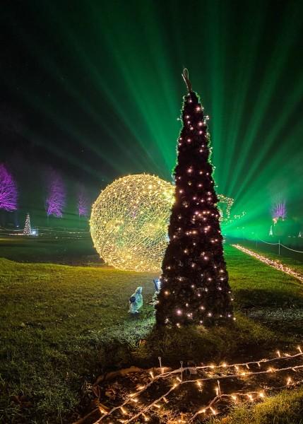Weihnachten Tierpark