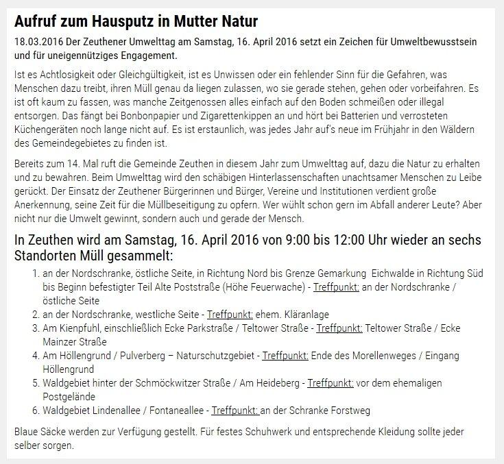 Quelle: http://www.zeuthen.de/Aufruf-zum-Hausputz-in-Mutter-Natur-630215.html