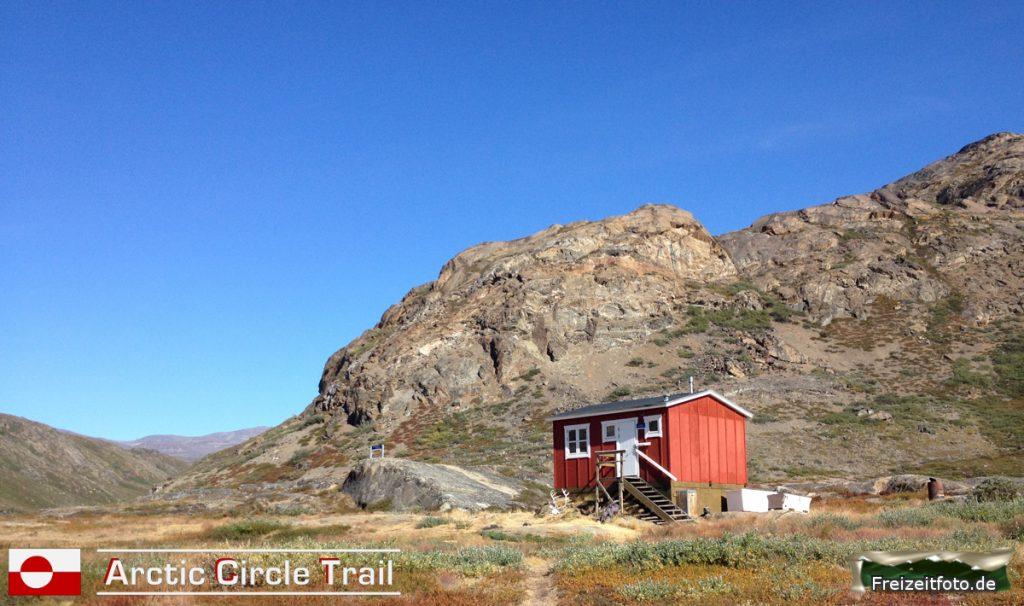 Hütte Eqalugaarniarfik