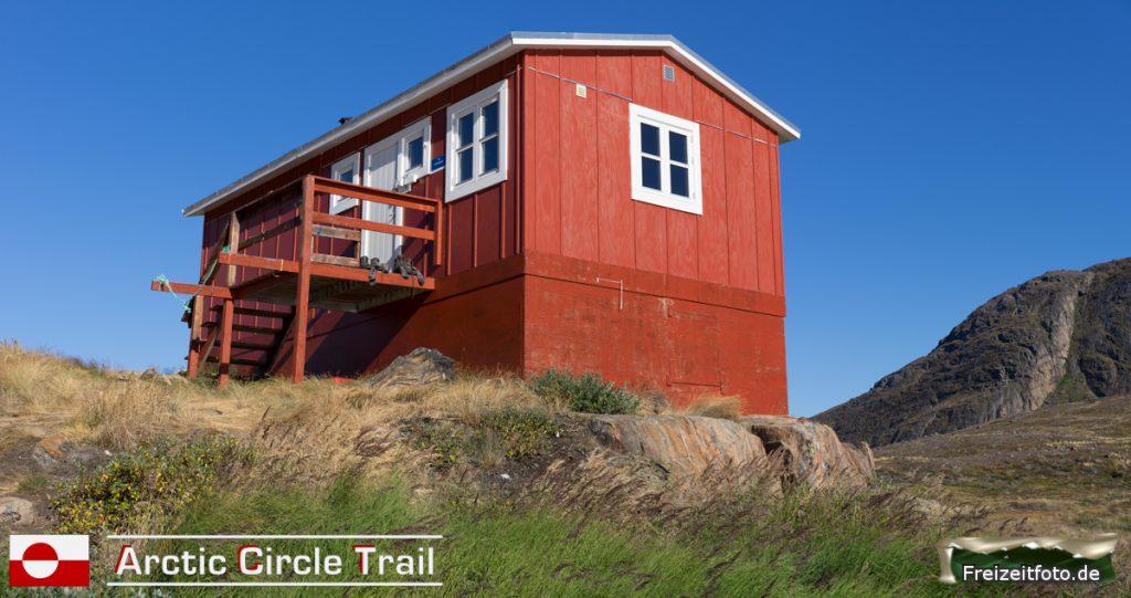Hütte Innajuattoq II