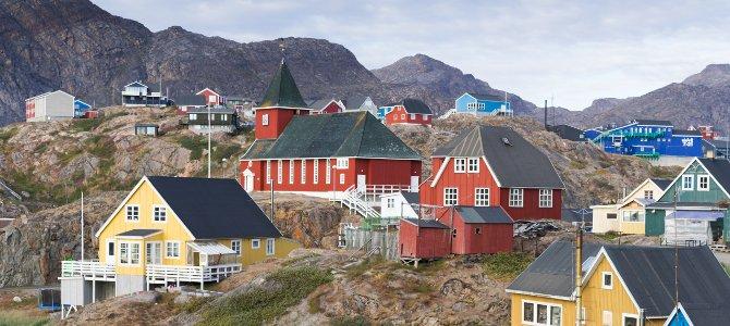 Grönland – Sisimiut