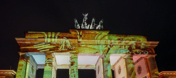 Festival of Lights – Brandenburger Tor