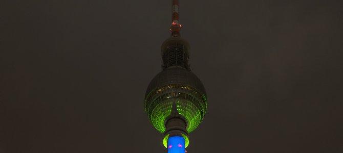 Festival of Lights – Fernsehturm