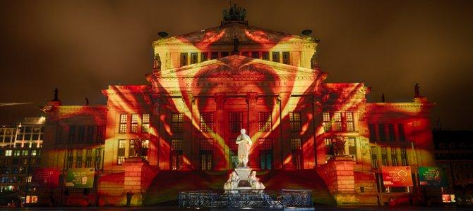 Festival of Lights – Gendarmenmarkt