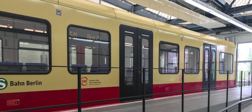 S-Bahn Berlin BR 483 und BR 484