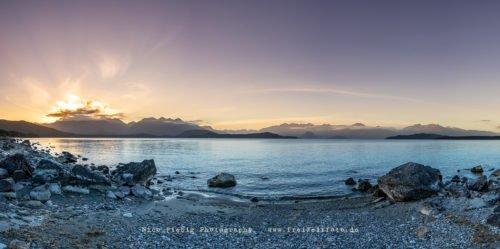 Manapouri in Neuseeland