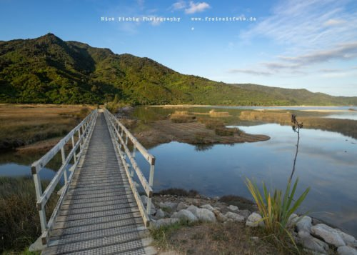 Abel Tasman Neuseeland Wandertrack