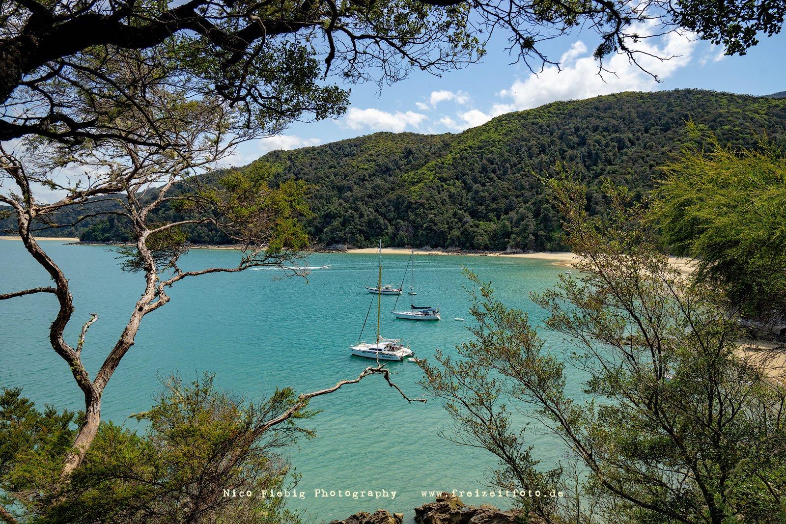 Abel Tasman Neuseeland