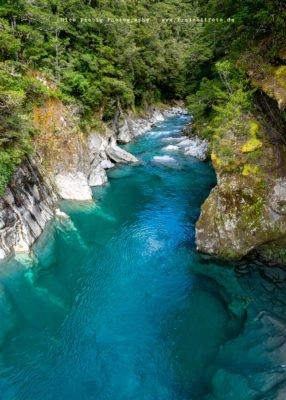 Blue Pools Neuseeland