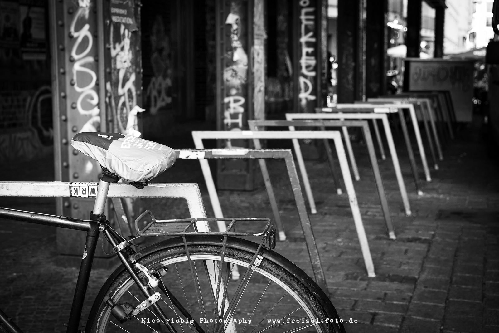 Berlin in Schwarz Weiß