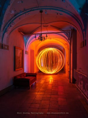 Lightpainting Orb