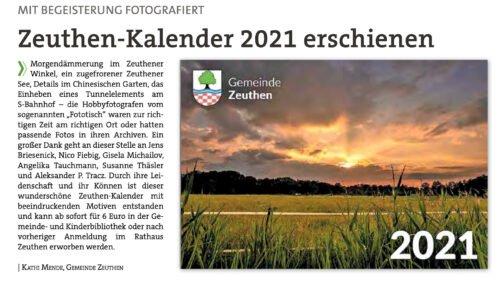 Zeitung Zeuthener See