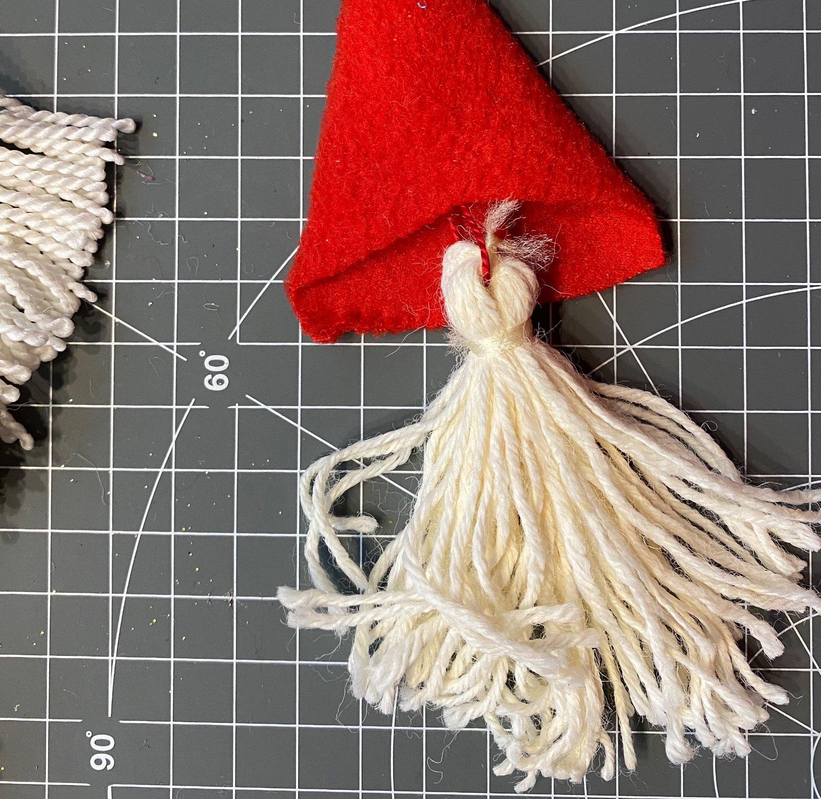 Weihnachtswichtel selber basteln