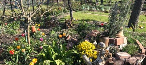 Ein Gartenparadies